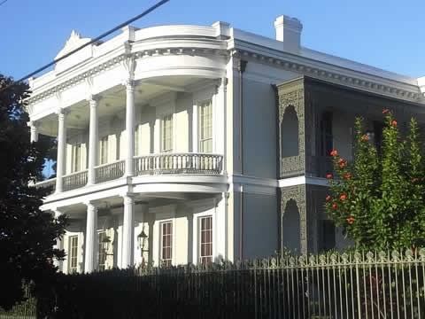 Uptown and Garden District Tours
